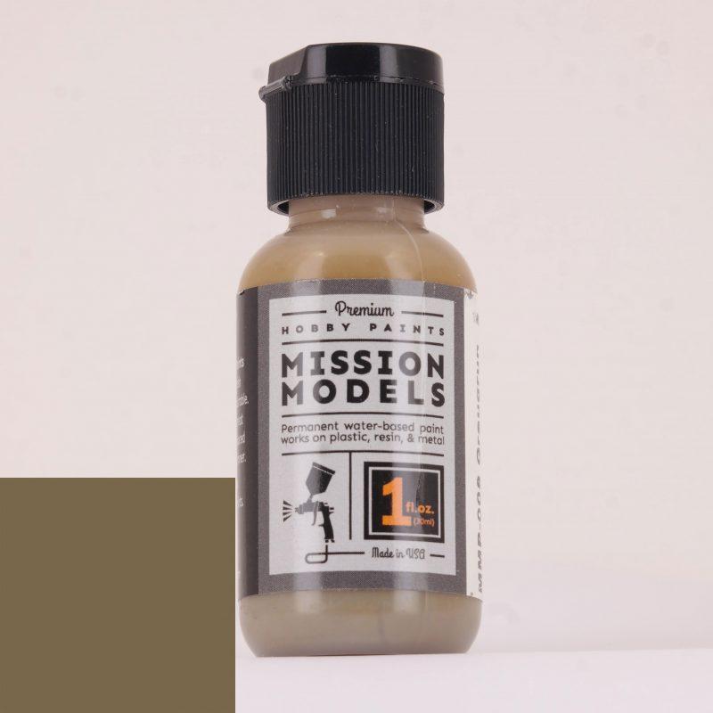 MMP-008 Graugrun Khakibrun RAL 7008 3